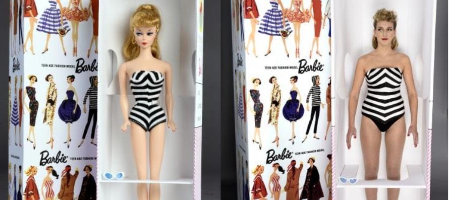 Первую Барби «оживили» к 60-летию культовой куклы