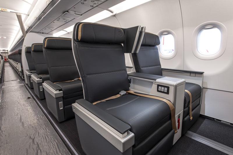 Turkish Airlines показал новый фирменный стиль