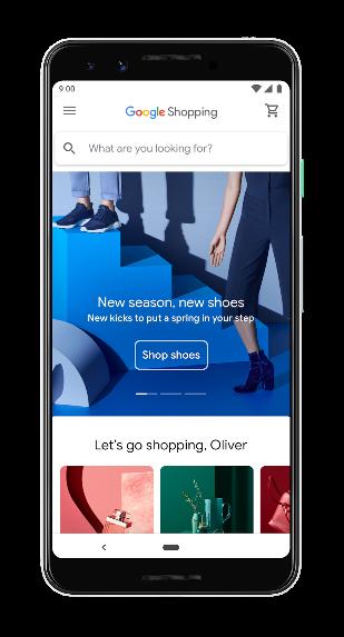 Google разработала формат объявлений для мобильного поиска