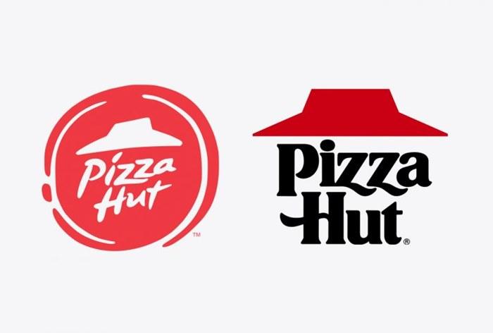 Pizza Hut запустила рекламную кампанию с логотипом из 60-х годов