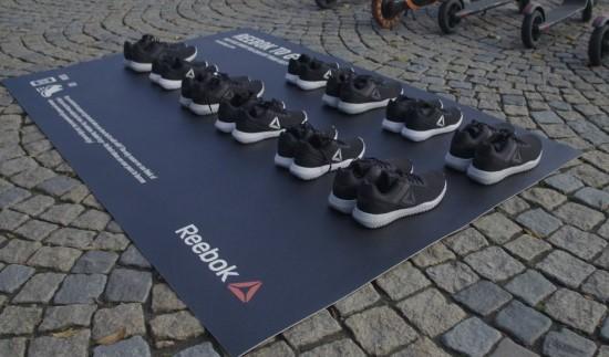 Иди гуляй: Reebok запустил прокат кроссовок в Швеции